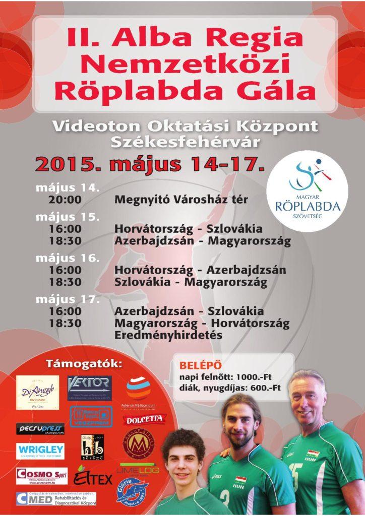 D munka pecsu Alba regia roplabdagala plakat II